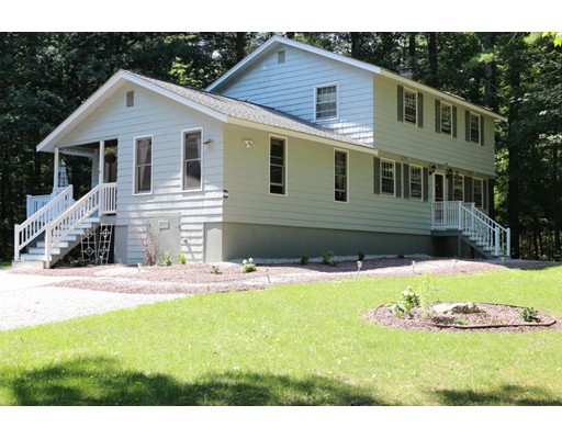 Single Family Home for Sale at 298 Liberty Square Road Boxborough, Massachusetts 01719 United States
