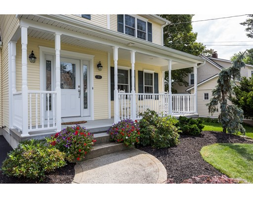 Single Family Home for Sale at 38 White Avenue East Longmeadow, Massachusetts 01028 United States
