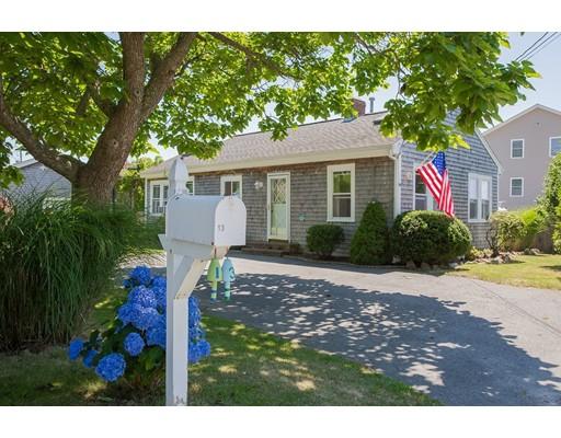 Maison unifamiliale pour l Vente à 13 Bonney Street 13 Bonney Street Fairhaven, Massachusetts 02719 États-Unis