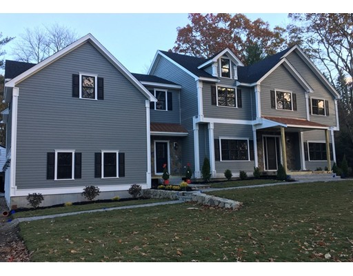 Casa Unifamiliar por un Venta en 178 Alder Road 178 Alder Road Westwood, Massachusetts 02090 Estados Unidos