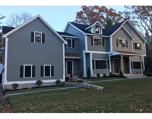 独户住宅 为 销售 在 178 Alder Road 178 Alder Road 西木区, 马萨诸塞州 02090 美国