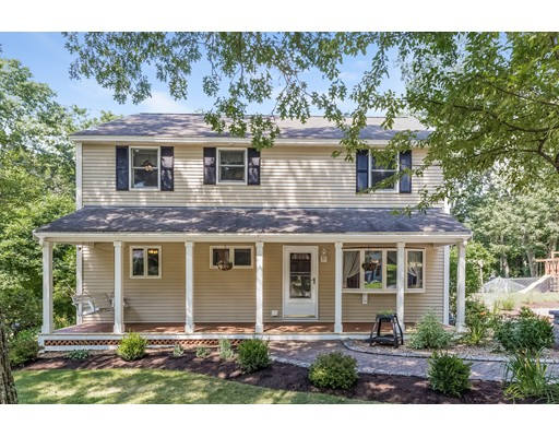 واحد منزل الأسرة للـ Sale في 5 Juniper Lane Georgetown, Massachusetts 01833 United States