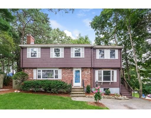 Casa Unifamiliar por un Venta en 38 Avola Street Arlington, Massachusetts 02476 Estados Unidos
