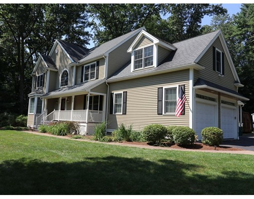 Single Family Home for Sale at 16 Robin Wood Lane Stow, Massachusetts 01775 United States