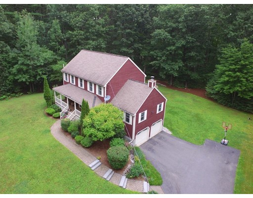 Single Family Home for Sale at 96 Flavell Road Groton, Massachusetts 01450 United States
