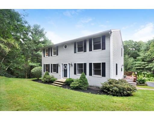 Single Family Home for Sale at 128 Whitcomb Road Boxborough, Massachusetts 01719 United States