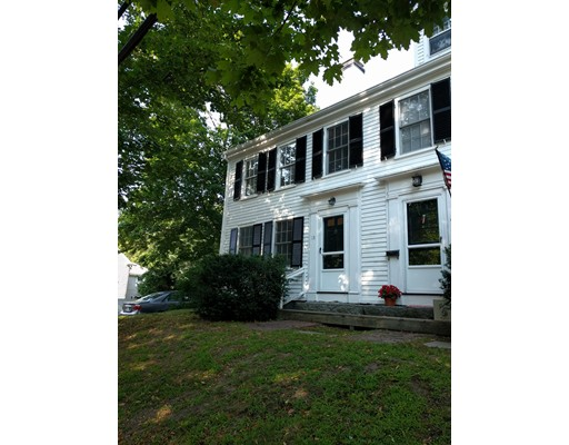 Single Family Home for Rent at 13 Water Street Hingham, Massachusetts 02043 United States