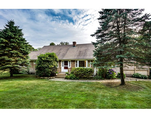 Single Family Home for Sale at 49 Oak Lane West Tisbury, Massachusetts 02575 United States