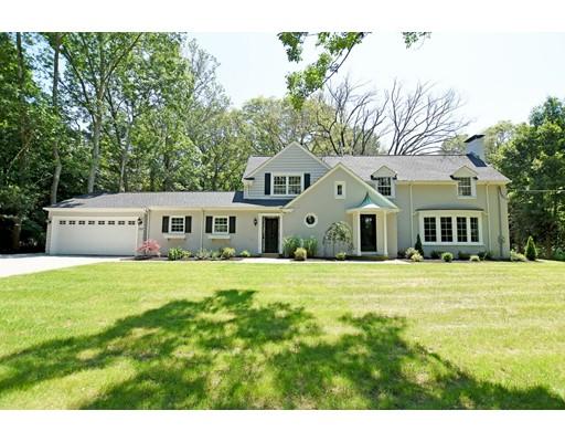 Частный односемейный дом для того Продажа на 133 Jacob Street Seekonk, Массачусетс 02771 Соединенные Штаты