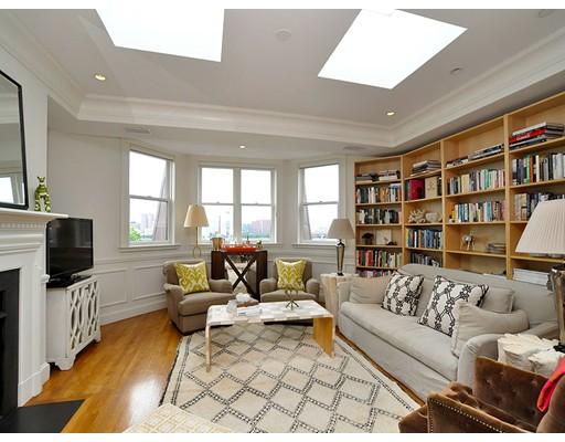 شقة بعمارة للـ Rent في 212 Beacon St #3 212 Beacon St #3 Boston, Massachusetts 02116 United States