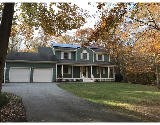 Single Family Home for Sale at 200 Rocky Hill Road 200 Rocky Hill Road Rehoboth, Massachusetts 02769 United States