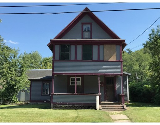 Multi-Family Home for Sale at 8 Laurel Street Greenfield, Massachusetts 01301 United States