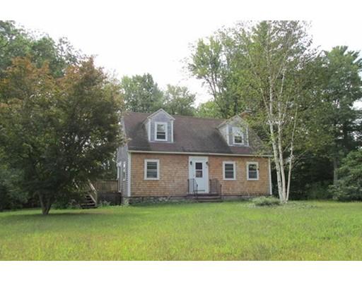 Частный односемейный дом для того Продажа на 82 Nicholas Avenue Boylston, Массачусетс 01505 Соединенные Штаты