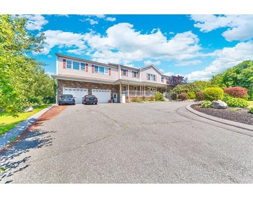 Casa Unifamiliar por un Venta en 3128 Boston Road 3128 Boston Road Wilbraham, Massachusetts 01095 Estados Unidos