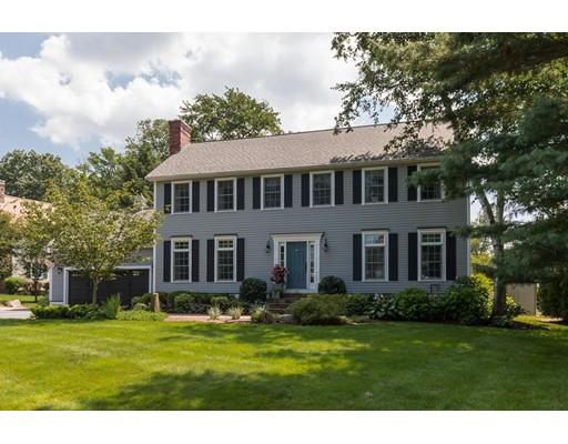 Casa Unifamiliar por un Venta en 16 Windward Drive 16 Windward Drive Newburyport, Massachusetts 01950 Estados Unidos