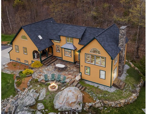 Casa Unifamiliar por un Venta en 1828 Flintstone Road Windsor, Massachusetts 01270 Estados Unidos