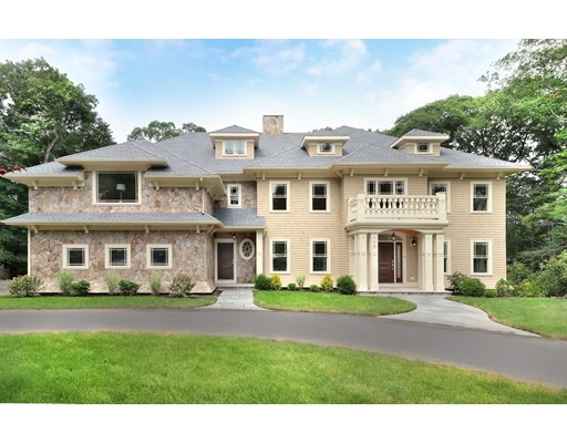 Single Family Home for Sale at 10 Churchill Lane Lexington, Massachusetts 02421 United States