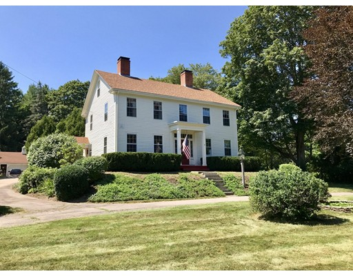 Single Family Home for Sale at 9 West Main Street Norton, Massachusetts 02766 United States