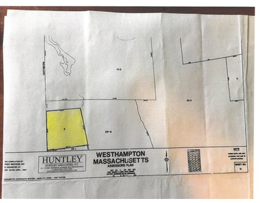 Land for Sale at Rhodes Road Westhampton, 01027 United States