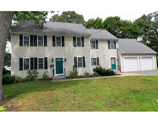 Single Family Home for Sale at 3 Melvin Road Natick, Massachusetts 01760 United States