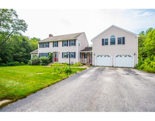 Single Family Home for Sale at 27 Camile Road 27 Camile Road Webster, Massachusetts 01570 United States