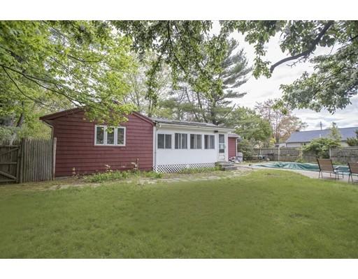 Casa Unifamiliar por un Alquiler en 19 Worcester Road 19 Worcester Road Sharon, Massachusetts 02067 Estados Unidos