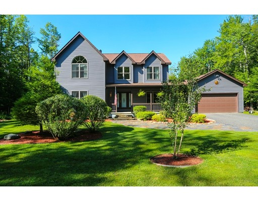 Single Family Home for Sale at 674 Skyline Trail Chester, Massachusetts 01011 United States