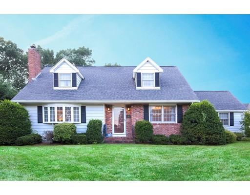 واحد منزل الأسرة للـ Sale في 41 Miriam Lane Lowell, Massachusetts 01852 United States