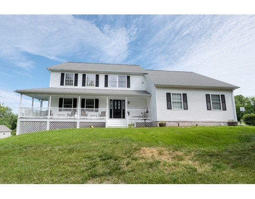 Single Family Home for Sale at 3 Walters Way Palmer, Massachusetts 01069 United States