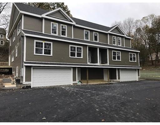 Appartement en copropriété pour l Vente à 58 Maple Street 58 Maple Street Stoneham, Massachusetts 02180 États-Unis