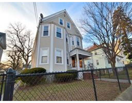 Single Family Home for Rent at 43 Oakridge Street Boston, Massachusetts 02126 United States