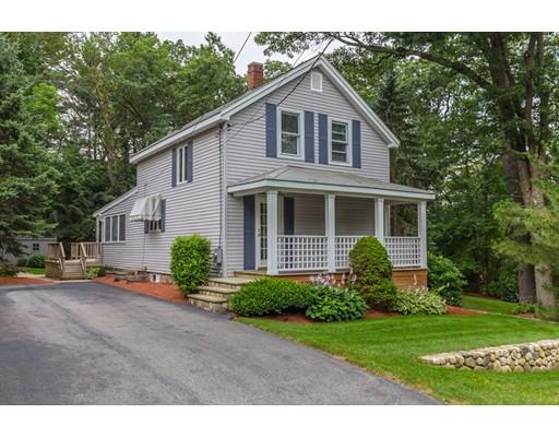 واحد منزل الأسرة للـ Sale في 6 Raymond Road Burlington, Massachusetts 01803 United States