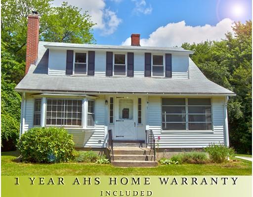 Single Family Home for Sale at 9 Park View Lane Shrewsbury, Massachusetts 01545 United States