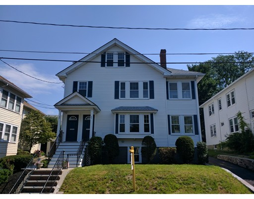 Appartement en copropriété pour l Vente à 113 Hammond Road Belmont, Massachusetts 02478 États-Unis