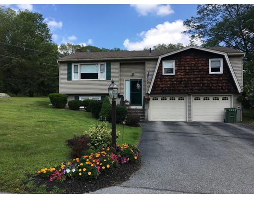 واحد منزل الأسرة للـ Sale في 20 CHARLTON Road Dudley, Massachusetts 01571 United States