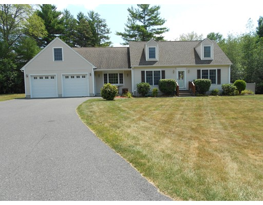 Single Family Home for Sale at 3 Nathaniel Way Belchertown, Massachusetts 01007 United States