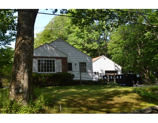Single Family Home for Sale at 55 Whitney Road Ashby, Massachusetts 01431 United States