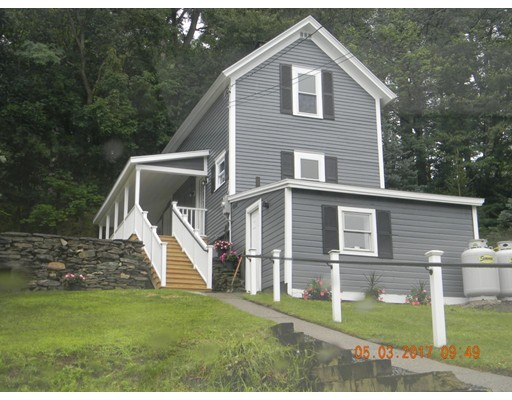 Single Family Home for Sale at 39 X Street Montague, Massachusetts 01376 United States