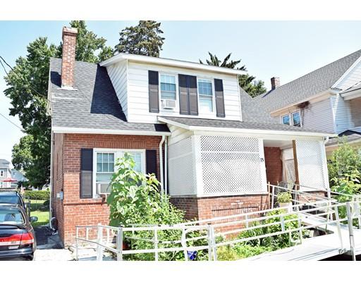 Single Family Home for Sale at 75 Elmwood Avenue Holyoke, Massachusetts 01040 United States