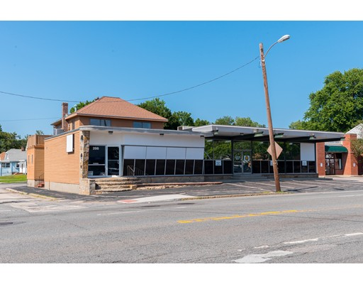 Commercial for Sale at 286 Bridge Street Weymouth, Massachusetts 02191 United States