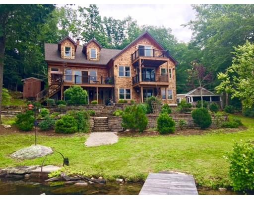 Casa Unifamiliar por un Venta en 116 Eagle Road Hampstead, Nueva Hampshire 03841 Estados Unidos