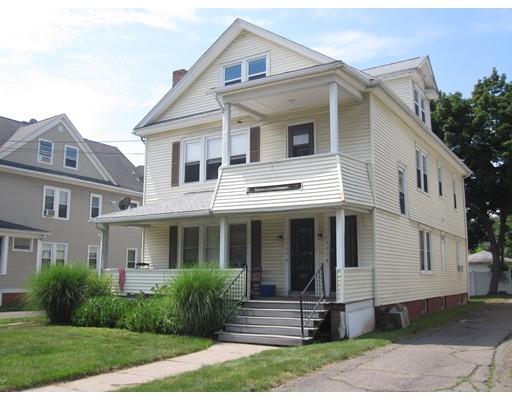 Multi-Family Home for Sale at 1701 Northampton Street Holyoke, Massachusetts 01040 United States