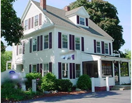 Comercial por un Venta en 33 W Main Street 33 W Main Street Georgetown, Massachusetts 01833 Estados Unidos
