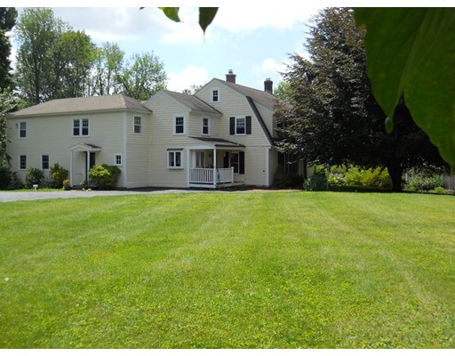 Single Family Home for Sale at 193 Goodale Street West Boylston, Massachusetts 01583 United States