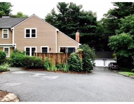 Appartement en copropriété pour l Vente à 134 Russet Lane Boxborough, Massachusetts 01719 États-Unis