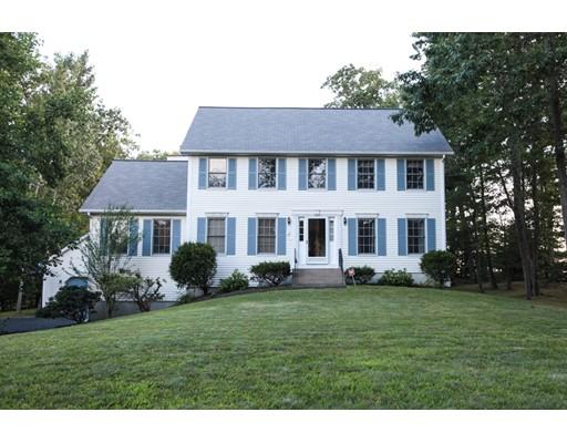 Частный односемейный дом для того Продажа на 17 Faith Drive Derry, Нью-Гэмпшир 03038 Соединенные Штаты
