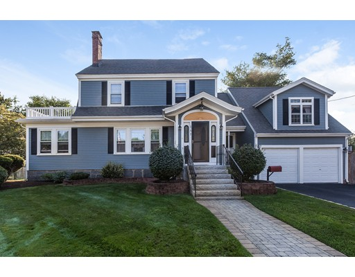 Single Family Home for Sale at 141 Jefferson Street Braintree, Massachusetts 02184 United States