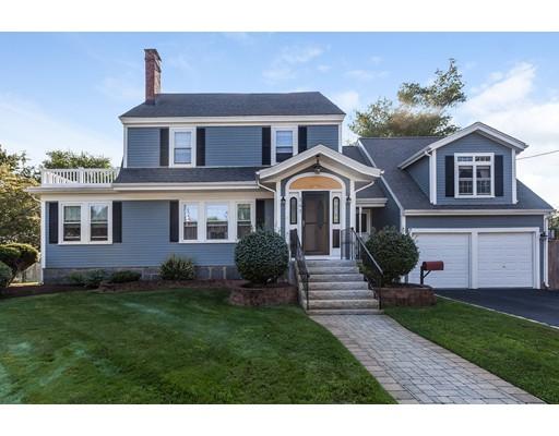 独户住宅 为 销售 在 141 Jefferson Street Braintree, 马萨诸塞州 02184 美国