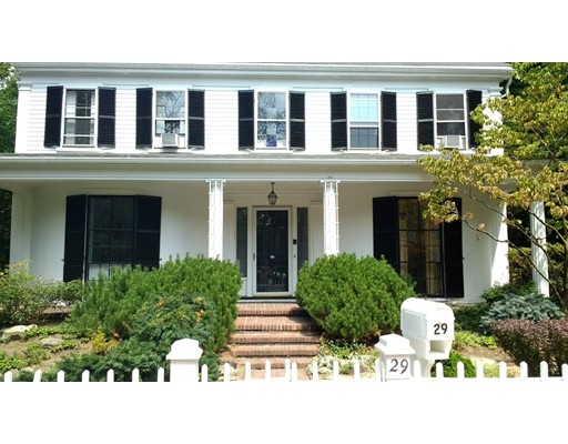 Single Family Home for Rent at 29 Follen Street Cambridge, Massachusetts 02138 United States