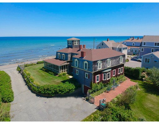 Single Family Home for Sale at 185 Ocean Street 185 Ocean Street Marshfield, Massachusetts 02051 United States